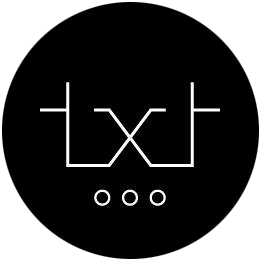 ...Txt logo