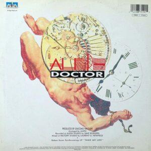 01 aleph doctor 12 inch vinyl