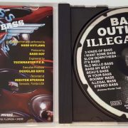 01 bass outlaws illegal bass CD