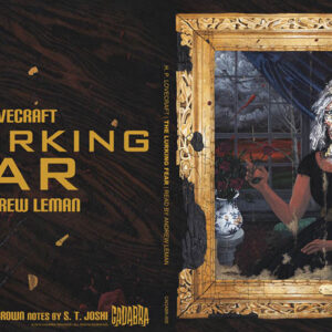 01 h p lovecraft andrew leman the lurking fear vinyl lp