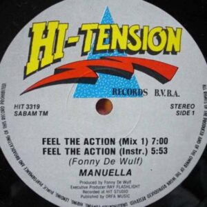 01 manueall feel the action 12 inch viny