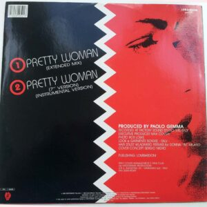 01 max coveri pretty woman 12 inch vinyl