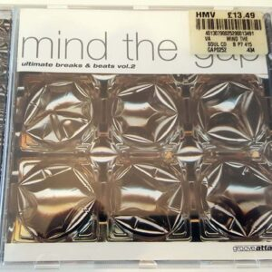 01 mind the gap ultimate breaks and beats vol 2 CD