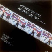 01 miss nicky trax hooked on you 12 inch vinyl