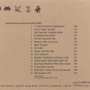 01 various artists from beyond CD