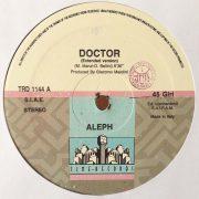 02 aleph doctor 12 inch vinyl