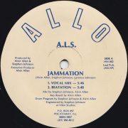 02 als jammation 12 inch vinyl
