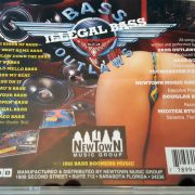 02 bass outlaws illegal bass CD