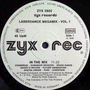 02 laser dance megamix vol 1 12 inch vinyl