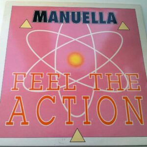 02 manueall feel the action 12 inch viny
