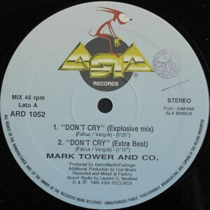 02 mark tower co dont cry 12 inch vinyl