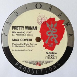 02 max coveri pretty woman 12 inch vinyl