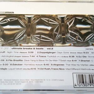 02 mind the gap ultimate breaks and beats vol 2 CD
