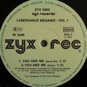 03 laser dance megamix vol 1 12 inch vinyl