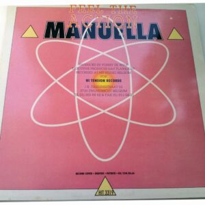 03 manueall feel the action 12 inch viny
