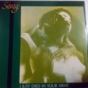 03 savage i just died in your arms 12 inch vinyl