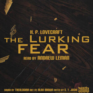 04 h p lovecraft andrew leman the lurking fear vinyl lp
