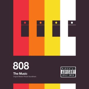 808 the music ost CD