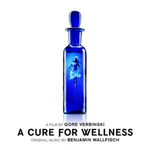 benjamin wallfisch a cure for wellness soundtrack vinyl lp