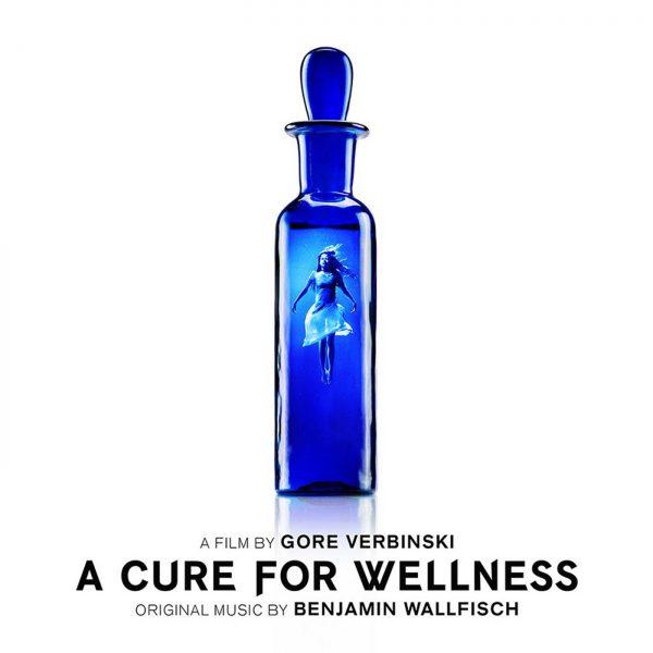 benjamin wallfisch a cure for wellness soundtrack vinyl lp