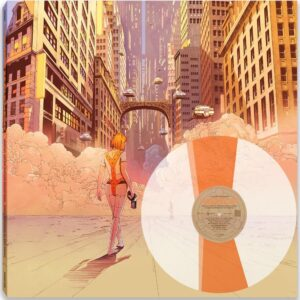 eric serra the fifth element limited edition vinyl lp