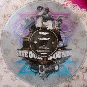 fendaheads oxygen limited edition 12 inch vinyl
