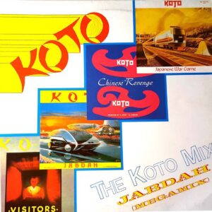 koto the koto mix 12 inch vinyl