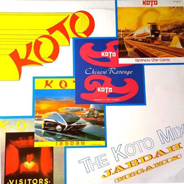 koto the koto mix 12 inch vinyl