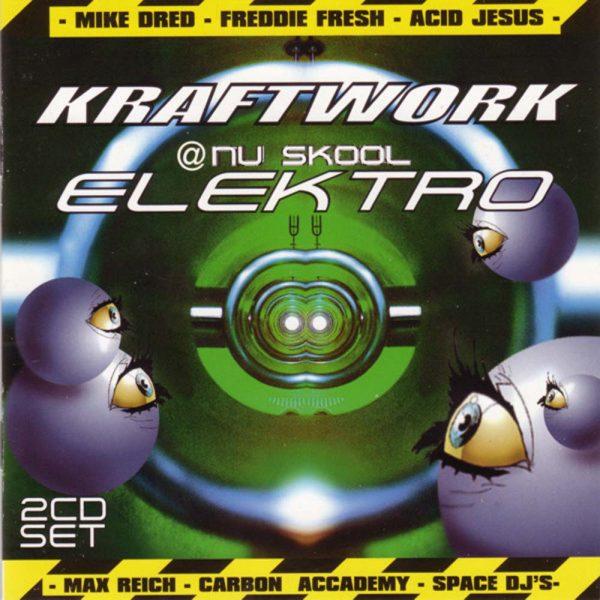 kraftwork nu skool electro CD