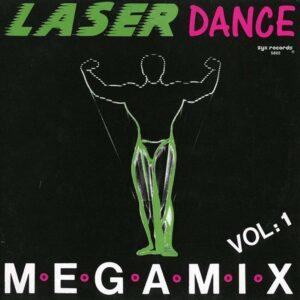 laser dance megamix vol 1 12 inch vinyl