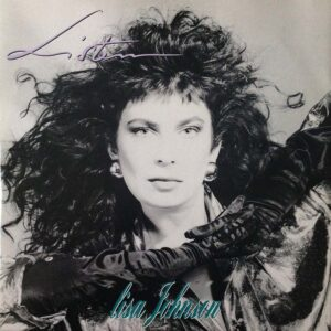 lisa johnson listen 12 inch vinyl
