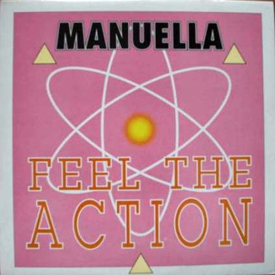 manueall feel the action 12 inch viny