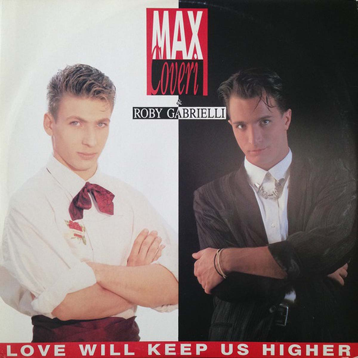 max cover roby gabrielli love will keep us higher 12 inch vinyl
