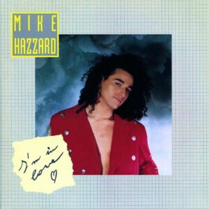 mike hazzard im in love 12 inch vinyl