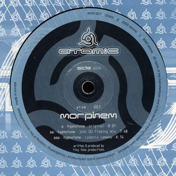 morphem hypnotone 12 inch vinyl