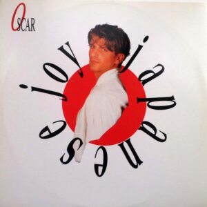 oscar japanese joy 12 inch vinyl
