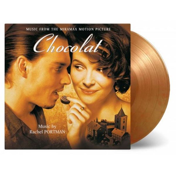 rachel portman chocolat soundtrack vinyl lp