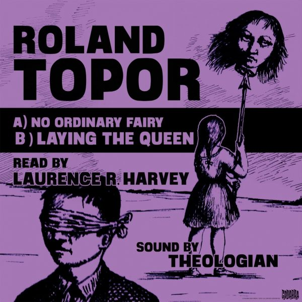 roland topor no ordinary fairy vinyl lp