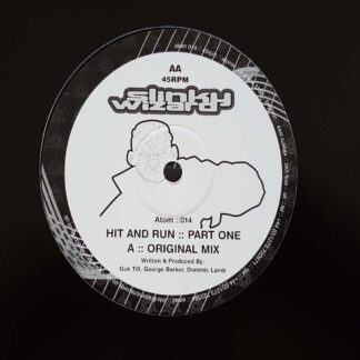 slinky wizard hit and run 12 inch vinyl