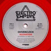 01 ohverclock rezonation 12 inch vinyl
