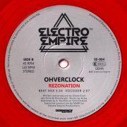 02 ohverclock rezonation 12 inch vinyl