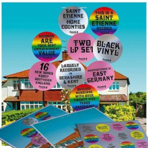 05 saint etienne home counties vinyl lp limited edition