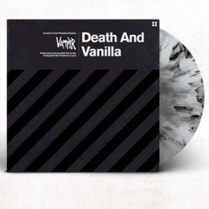 death and vanilla vampyr deluxe version vinyl lp