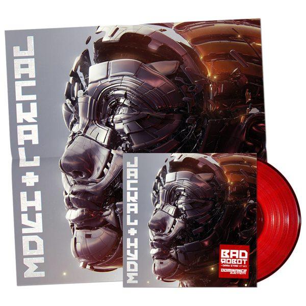 jackal hyde bad robot limited edition 12 inch vinyl