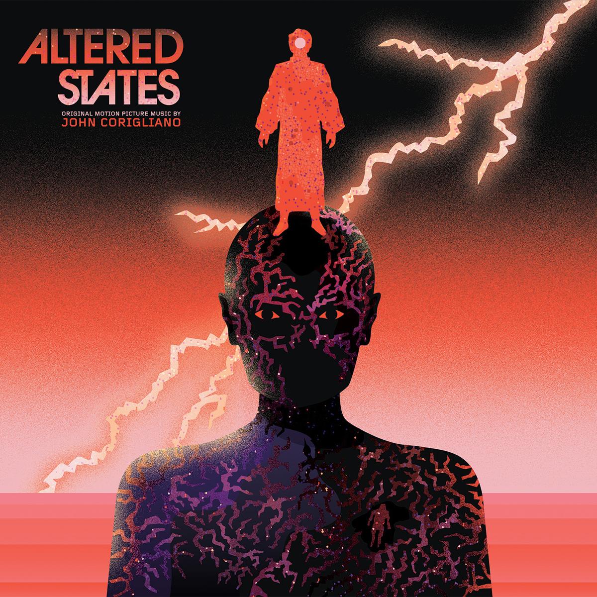 john corigliano altered states soundtrac vinyl lp