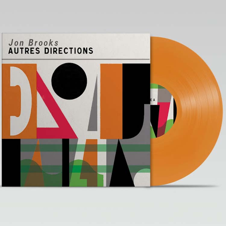 jon brooks autres directions vinyl lp