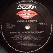 01 various artists from hi tension to infinity vinyl lp
