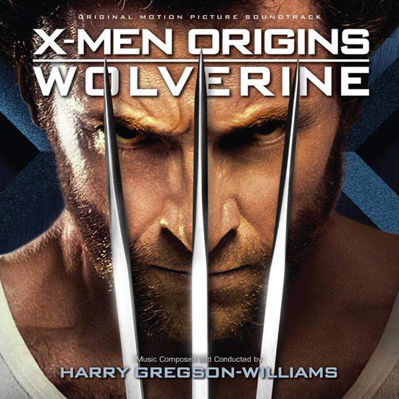 harry gregson williams x men origins wolverine CD