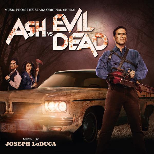 joseph loduca ash vs evil dead CD