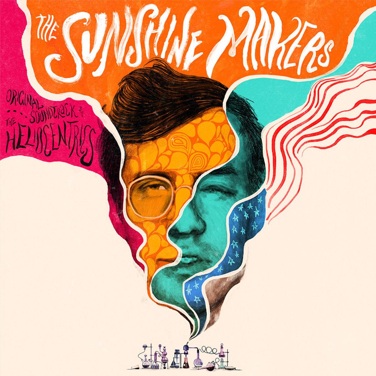 the heliocentrics the sunshine makers vinyl lp